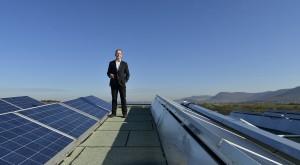 Beitrag über die regenerative Nutzung von Strom und Wärme
