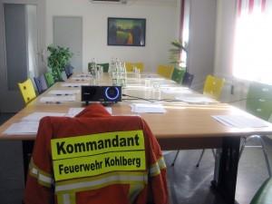 Ausbildung zum Brandschutzhelfer durch die FF Kohlberg