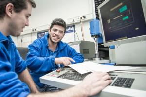 Ringhoffer Ausbildung als Zerspanungsmechaniker oder Anlagen- und Maschinenführer