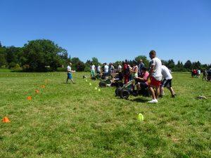 Spiel – Spaß – Spannung gemeinsam im Team